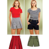 Kwik Sew Ladies Shorts Pattern K3854