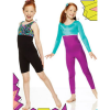 Kwik Sew Girls Unitard Pattern K3887
