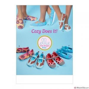 Kwik Sew Slippers Pattern K0253