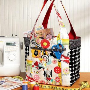 Kwik Sew Crafty Carriers Pattern K0118