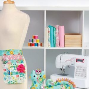 Kwik Sew Cat Organiser & Sewing Accessorie K4274