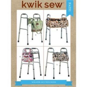 Kwik Sew Walker Accessories Pattern K4291