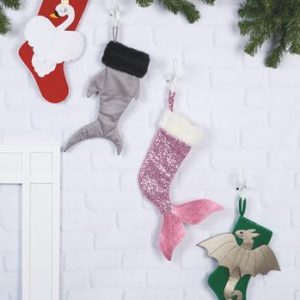 Kwik Sew Christmas Stockings Pattern K4314