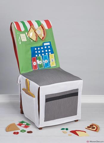 Kwik Sew Pizza Shop Chair Cover & Accessories Pattern K4316