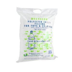 Recycled Polyester Toy Stuffing 250g
